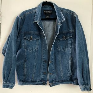 Blue denim jacket from Boulder Trails Outfitters